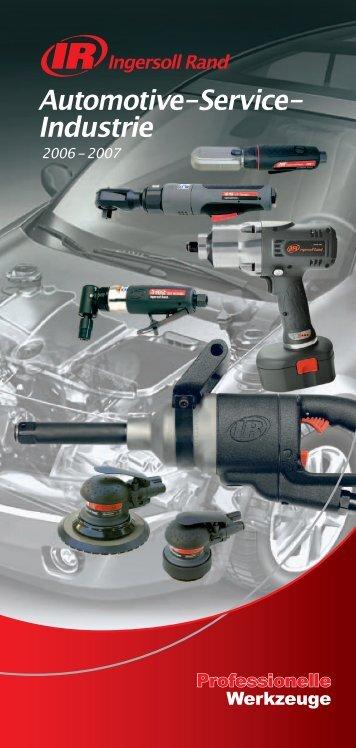 Bohrmaschinen & Drehschrauber - Ingersoll Rand