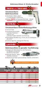 Bohrmaschinen & Drehschrauber - Ingersoll Rand - Seite 4