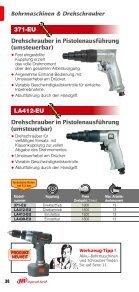 Bohrmaschinen & Drehschrauber - Ingersoll Rand - Seite 5