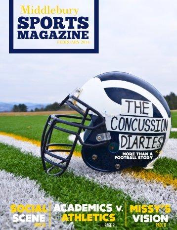 Middlebury Sports Magazine
