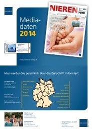 Mediadaten 2014 - Kirchheim-Verlag