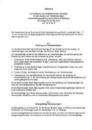 Satzung - Verbandsgemeinde Kirchheimbolanden