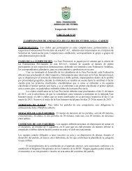 Temporada 2012/2013 CIRCULAR Nº 29 CAMPEONATOS DE ...