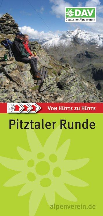 Höhenwege - DAV Sektion Rüsselsheim