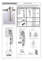 Katalogseite - G. Kirchner