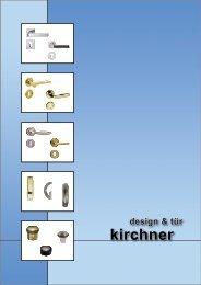 Design & Tür - G. Kirchner GmbH & Co. KG
