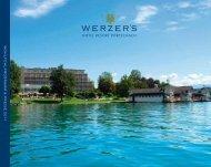 Gute Unterhaltung… und die Qual der Wahl - Werzer's Hotels am ...