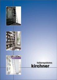 Leitersysteme - G. Kirchner