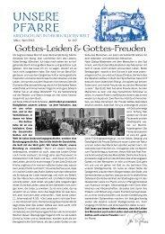 März/April 2013 - Stadtgemeinde Kirchschlag in der Buckligen Welt