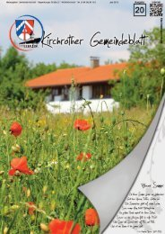 4 - Gemeinde Kirchroth
