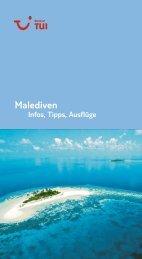 TUI_InfosTippsAusfluege_Malediven