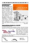 Gemeindebrief Juni 2013 - Kirchspiel Lengenfeld Plohn Röthenbach - Page 7