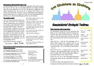 Gemeindebrief Frühjahr10.pub - Kirchspiel Tschirma