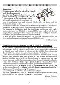 Gemeindebrief September 2013 - Kirchspiel Lengenfeld Plohn ... - Page 5