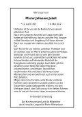 Gemeindebrief Juni 2012 - Kirchspiel Lengenfeld Plohn Röthenbach - Page 2