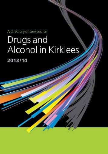 Drugs and Alcohol - Kirklees Council