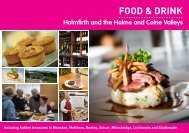 Food and Drink - Kirklees Council