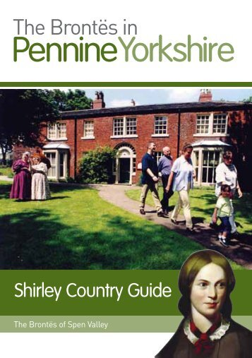 The Brontes in Pennine Yorkshire 2008 - Kirklees Council