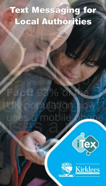 iTex Overview and Case Studies - Kirklees Council