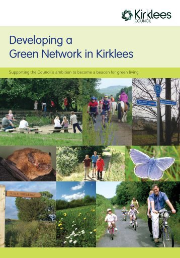 Developing a Green Network in Kirklees (PDF 2.7 - Kirklees Council