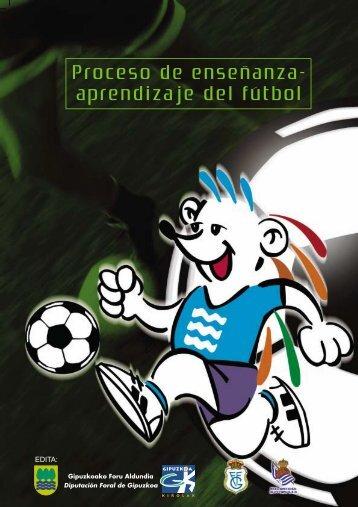 Proceso de enseñanza- aprendizaje del fútbol