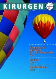 Last ned 2/2005 - Kirurgen.no