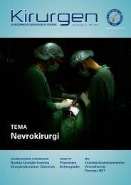 Last ned 1/2013 - Kirurgen.no