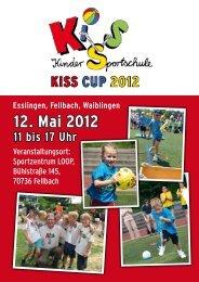 11 bis 17 Uhr - KiSS Kindersportschule