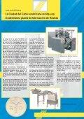 Novedades en la fabricación de Hostias - Kissing GmbH - Page 2
