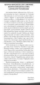 Rendezvénynaptár 2012. - Kisújszállás - Page 3