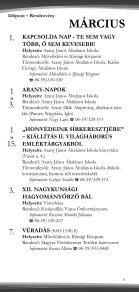 Rendezvénynaptár 2012. - Kisújszállás - Page 6