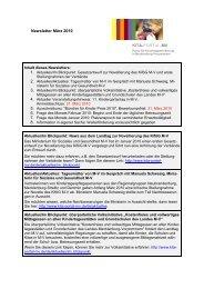 Newsletter März 2010 KITA-PORTAL-MV