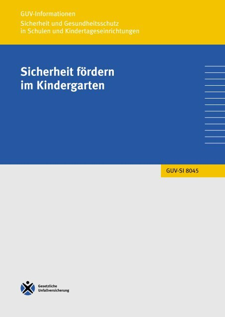 Sicherheit fördern im Kindergarten - ABA Fachverband Offene Arbeit ...
