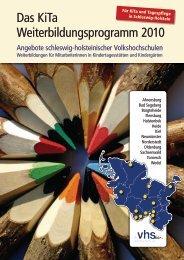 KiTa - Landesverband der Volkshochschulen Schleswig-Holsteins eV