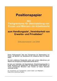 Vereinbarkeit Erwerbs- und Privatleben - Kita-Portal-MV