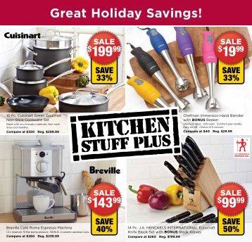 view as pdf kitchen stuff plus - Kitchen Stuff Plus