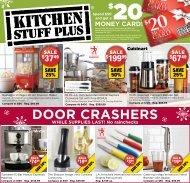 View As PDF - Kitchen Stuff Plus