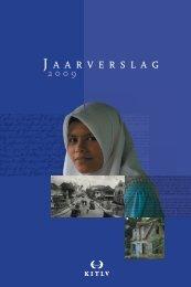 Jaarverslag 2009 - kitlv