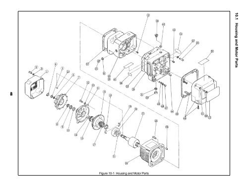 49 10 1 Housing And Motor