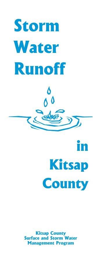 stormwater runoff - Kitsap County Government