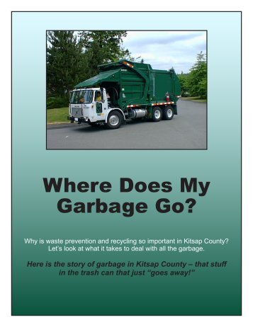 Where Does My Garbage Go? - Kitsap County Government