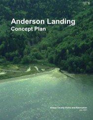 Anderson Landing - Kitsap County Government