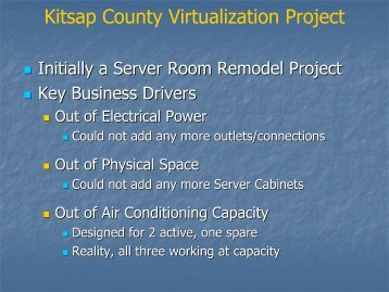 Download PDF presentation here - Kitsap County Government