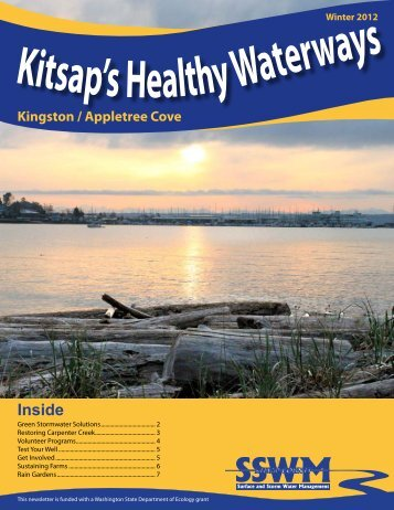 Kingston/Appletree Cove Watershed - Kitsap County Government