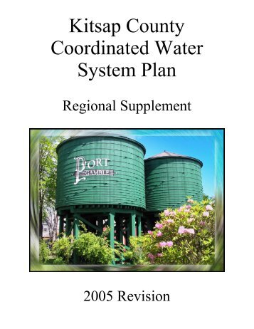 Coordinated Water System Plan - Kitsap County Government