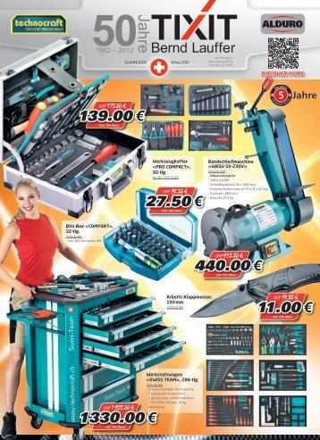 technocraft - TIXIT Bernd Lauffer GmbH & Co. KG
