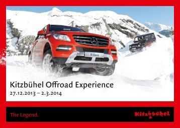 Kitzbühel Offroad Experience