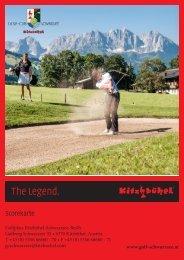 Scorekarte Golfplatz Kitzbühel-Schwarzsee-Reith