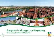 können Sie unser Gastgeberverzeinis herunterladen. - Stadt Kitzingen
