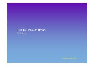 Prof. Dr.Hellmuth Braun- Scharm